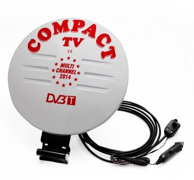 TV anténa Compact TV MOBIL 12/24V