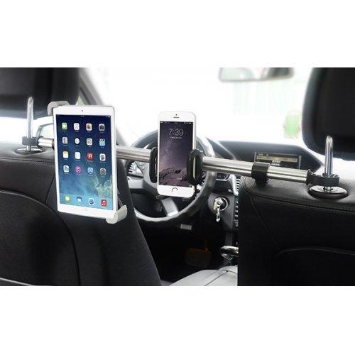 Univerzální držák do auta pro tablet a mobil mezi sedačky STRICT BRAND H55-47